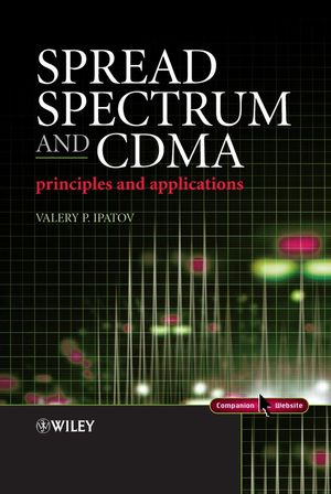Spread Spectrum and CDMA: Principles and Applications (0470091789) cover image