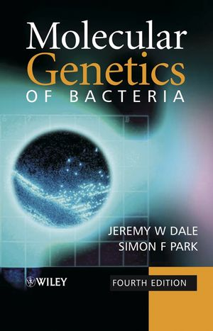 Molecular Genetics of Bacteria, 4th Edition (0470093889) cover image