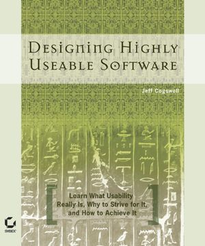 Designing Highly Useable Software (0470113189) cover image