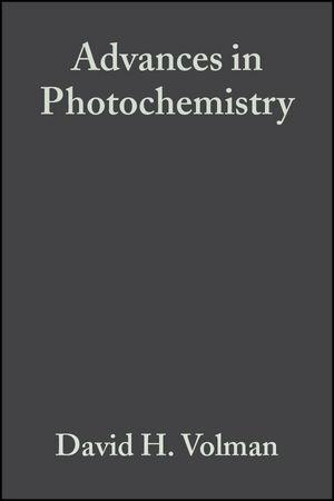 Advances in Photochemistry, Volume 1