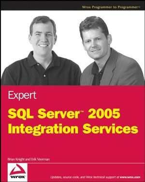 Expert SQL Server 2005 Integration Services (0470179589) cover image