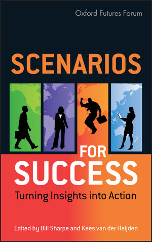 Scenarios for Success: Turning Insights in to Action (0470512989) cover image