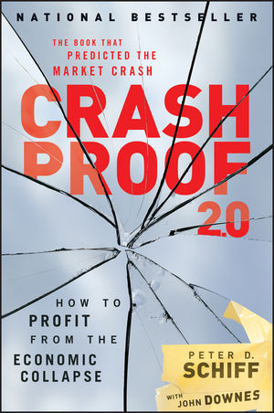 Crash Proof 2.0: How to Profit From the Economic Collapse, 2nd Edition (0470550589) cover image
