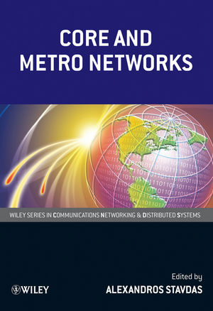 Core and Metro Networks (0470683589) cover image