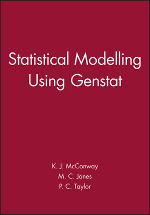 Statistical Modelling Using Genstat (0470685689) cover image