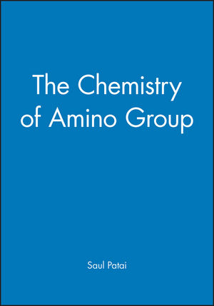 The Chemistry of Amino Group