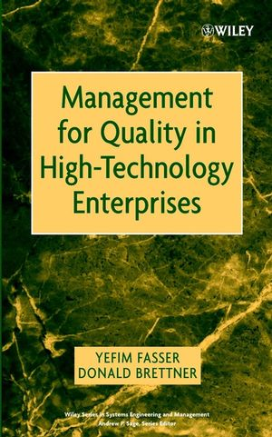 Management for Quality in High-Technology Enterprises