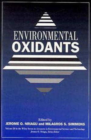 Environmental Oxidants (0471579289) cover image