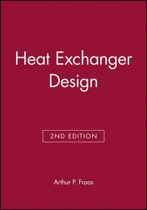 Heat Exchanger Design, 2nd Edition