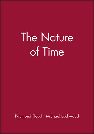 The Nature of Time (0631165789) cover image