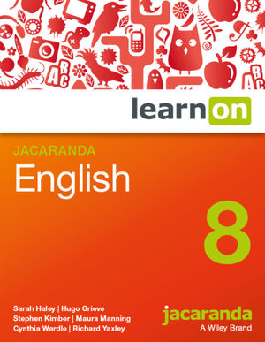 LearnOn English Year 8 For The Australian Curriculum (Online Purchase)