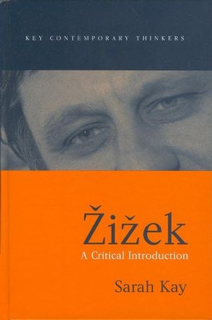 Zizek: A Critical Introduction (0745622089) cover image