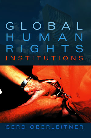 Global Human Rights Institutions (0745634389) cover image