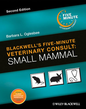 Blackwell's Five-Minute Veterinary Consult: Small Mammal, 2nd Edition (0813820189) cover image