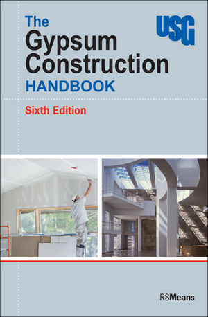 The Gypsum Construction Handbook, 6th Edition (0876292589) cover image