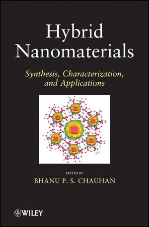 Hybrid Nanomaterials: Synthesis, Characterization, and Applications (1118003489) cover image