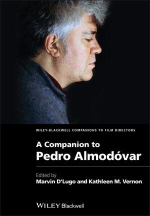 A Companion to Pedro Almódovar (1118325389) cover image