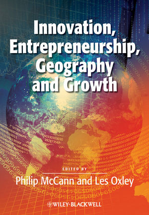 Innovation, Entrepreneurship, Geography and Growth (1118427289) cover image