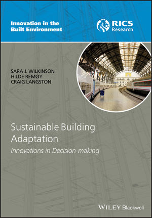 Sustainable Building Adaptation: Innovations in Decision-making (1118477189) cover image