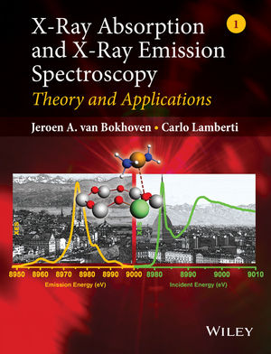 X-Ray Absorption and X-Ray Emission Spectroscopy: Theory and Applications (1118844289) cover image