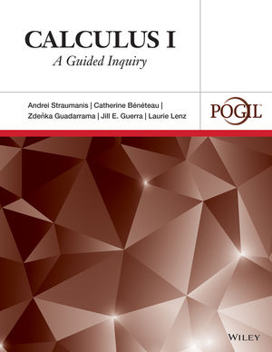 Calculus I: A Guided Inquiry (1118877489) cover image