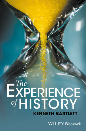 The Experience of History: An Introduction to History (1118911989) cover image
