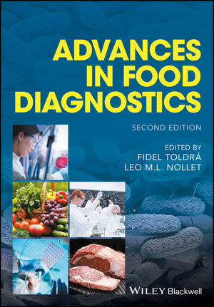 Advances in Food Diagnostics, 2nd Edition (1119105889) cover image