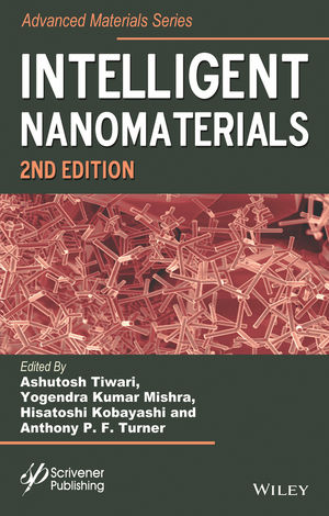 Intelligent Nanomaterials, 2nd Edition (1119242789) cover image
