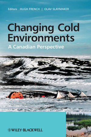 Changing Cold Environments: A Canadian Perspective (1119951089) cover image