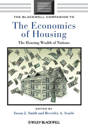 The Blackwell Companion to the Economics of Housing: The Housing Wealth of Nations (1444317989) cover image