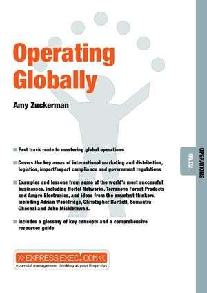 Operating Globally: Operations 06.02