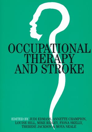Occupational Therapy and Stroke (1861561989) cover image