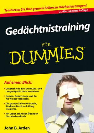 Gedächtnistraining für Dummies, 2. Auflage