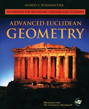 Advanced Euclidean Geometry: Excursions for Secondary Teachers and Students (EHEP000289) cover image
