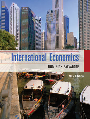 International Economics, 10th Edition (EHEP000789) cover image
