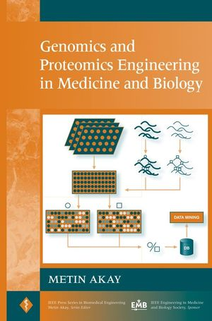 Genomics and Proteomics Engineering in Medicine and Biology (047005218X) cover image