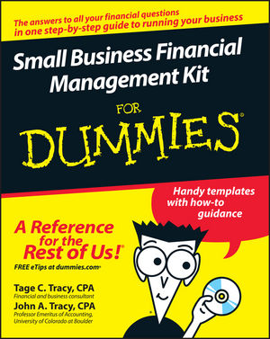 Small Business Financial Management Kit For Dummies (047012508X) cover image