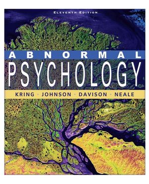 Abnormal Psychology, 11th Edition