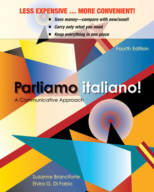 Parliamo italiano!: A Communicative Approach, 4th Edition Binder Ready Version