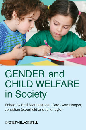 Gender and Child Welfare in Society (047068478X) cover image