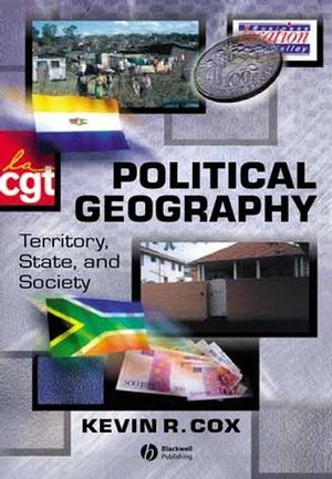 Political Geography: Territory, State and Society (047069288X) cover image