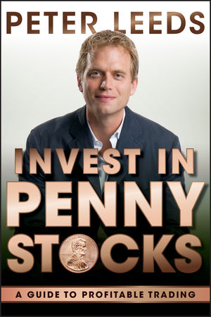 Invest in Penny Stocks: A Guide to Profitable Trading (047093218X) cover image