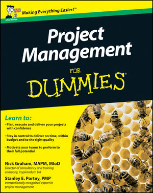 Project Management For Dummies, UK Edition