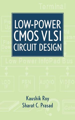 Low-Power CMOS VLSI Circuit Design (047111488X) cover image