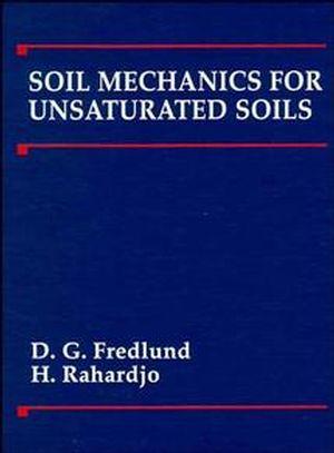 <span class='search-highlight'>Soil</span> Mechanics for Unsaturated <span class='search-highlight'>Soils</span>
