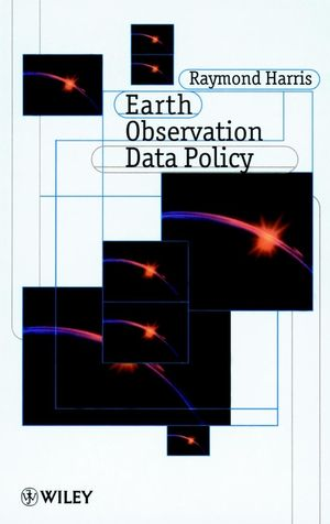 Earth Observation Data Policy (047197188X) cover image
