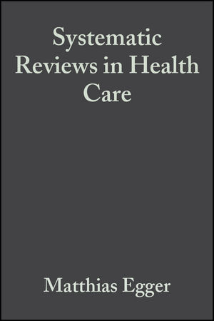 Systematic reviews in health care meta analysis in context 2nd chapter 18 fandeluxe Images