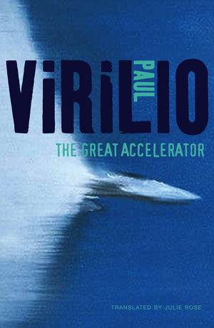 The Great Accelerator (074565388X) cover image