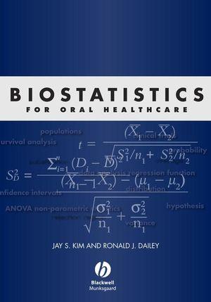 Biostatistics for Oral Healthcare