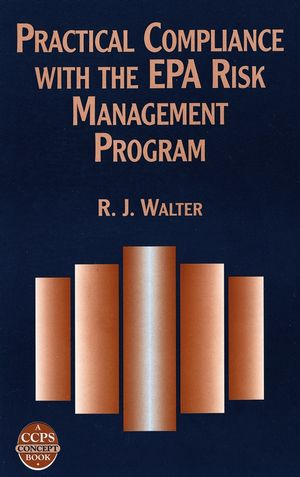 Practical Compliance with the EPA Risk Management Program (081690748X) cover image